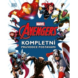 Marvel Avengers: Kompletní průvodce postavami