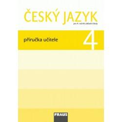 Český jazyk 4 pro ZŠ - příručka učitele