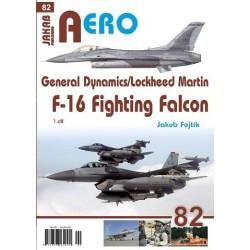 AERO 82 General Dynamics/Lockheed Martin F-16 Fighting Falcon