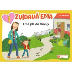 Ema jde do školky