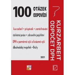 100 otázek a odpovědí - Kurzarbeit, Odpočet DPH, Zaměstnávání, Odvody