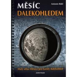 Měsíc dalekohledem - Malý atlas měsíce pro každý dalekohled