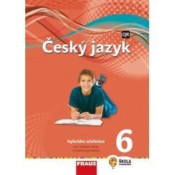 Český jazyk 6 pro ZŠ a VG - Hybridní Učebnice / nová generace
