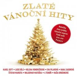 Zlaté vánoční hity - CD