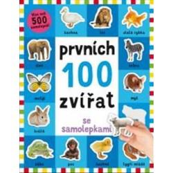 Prvních 100 zvířat se samolepkami