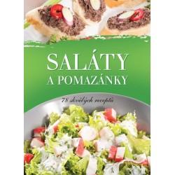 Saláty a pomazánky - 78 skvělých receptů