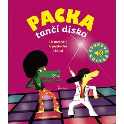 Packa tančí disko - Zvuková knížka