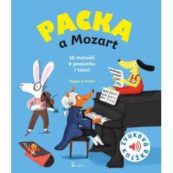 Packa a Mozart - Zvuková knížka