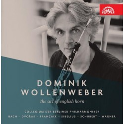 Dominik Wollenweber – The Art of English Horn - CD
