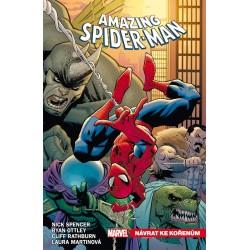 Amazing Spider-Man 1 - Návrat ke kořenům