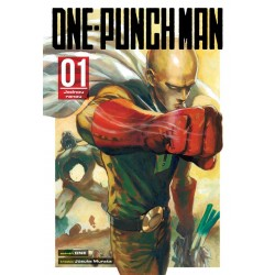 One-Punch Man 1 - Jednou ranou