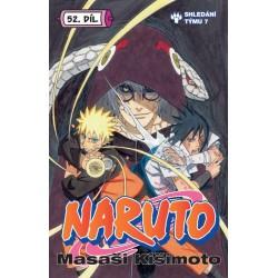 Naruto 52- Shledání týmu 7