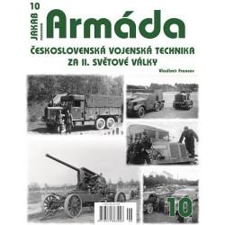 Armáda 10 - Československá vojenská technika