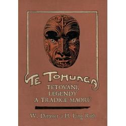 Te tohunga - Tetování, legendy a tradice Maorů