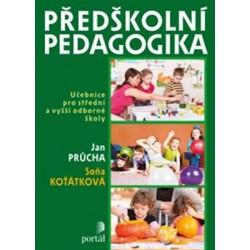 Předškolní pedagogika - Učebnice pro střední a vyšší odborné školy