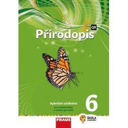 Přírodopis 6 pro ZŠ a víceletá gymnázia - Hybridní učebnice
