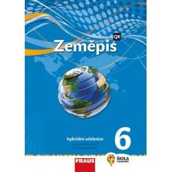 Zeměpis 6 pro ZŠ a víceletá gymnázia - Hybridní učebnice
