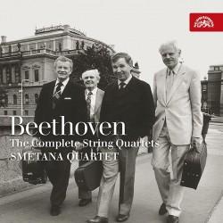 Beethoven: Kompletní smyčcové kvarteta 7 CD
