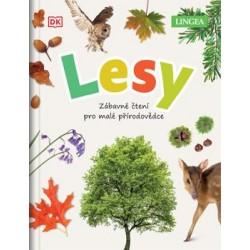Lesy - Zábavné čtení pro malé přírodovědce