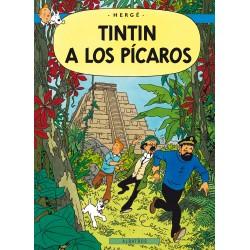 Tintin (23) - Tintin a los Pícaros
