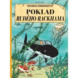 Tintin (12) - Poklad Rudého Rackhama
