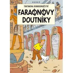 Tintin (4) - Faraonovy doutníky