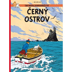 Tintin (7) - Černý ostrov