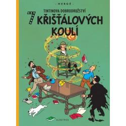 Tintin (13) - 7 křišťálových koulí