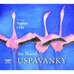 Uspávanky - CDmp3 (Recituje Norbert Lichý)