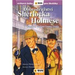 Dobrodružství Sherlocka Holmese - Světová četba pro školáky