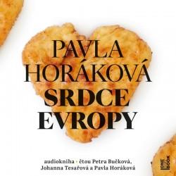 Srdce Evropy - 2 CDmp3 (Čte Petra Bučková, Johanna Tesařová a Pavla Horáková)