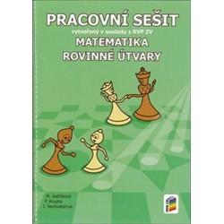 Matematika - Rovinné útvary (pracovní se