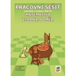 Matematika - Zlomky a poměr - PS
