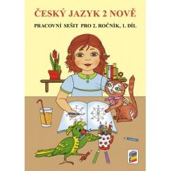 Český jazyk 2 NOVĚ, 1. díl - PS