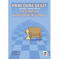 Matematika - Konstrukční úlohy (pracovní sešit)