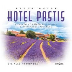 Hotel Pastis - CDmp3 (Čte Aleš Procházka)