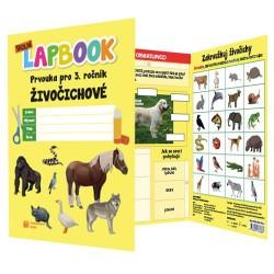 Školní lapbook: Prvouka - Živočichové