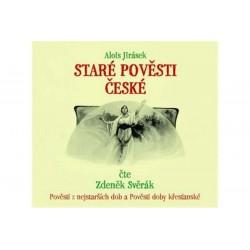 Staré pověsti české - CD (Čte Zdeněk Svěrák)