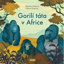 Gorilí táta v Africe