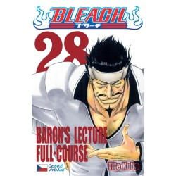 Bleach 28: Baron´s Lecture full-course