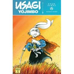 Usagi Yojimbo - Návrat domů