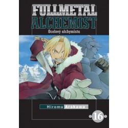 Fullmetal Alchemist - Ocelový alchymista 16