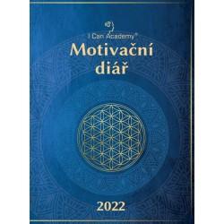 Motivační diář 2022 - 12 výzev ke štěstí