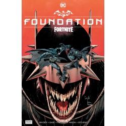 Batman Fortnite: Foundation