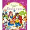 Kráska a zvíře - Skládačková knížka