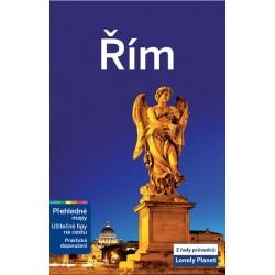 Řím - Lonely Planet