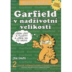 Garfield v nadživotní velikosti (č.2)